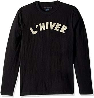 French Connection Men's L'hiver Long Sleeved T Shirt