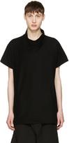 Julius Black High Neck T-Shirt