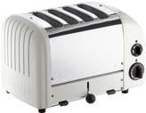 Dualit Classic Heritage Toaster - Pearl - 4 Slot