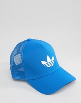 Adidas Originals Adidas Trefoil Trucker Hat