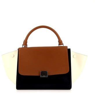 Céline Pre Owned Pre-Owned Small Trapeze-Shaped Tote