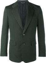 John Lawrence Sullivan buttoned suit jacket - men - Cupro/Wool - 36