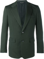 John Lawrence Sullivan buttoned suit jacket - men - Wool/Cupro - 36