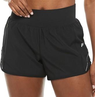 Fila Women's SPORT Mesh Woven Shorts