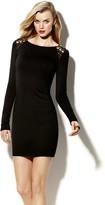 Vince Camuto Long Sleeve Dress