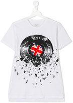 John Galliano printed T-shirt - kids - Cotton - 16 yrs