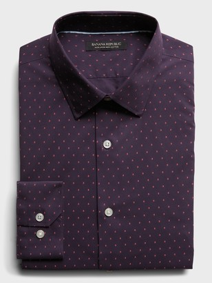 Banana Republic Slim-Fit Non-Iron Dress Shirt