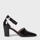 Paul Smith Women's Black Leather 'Ceri' Shoes