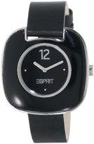 Esprit Women's ES103762001 Espace Black Classic Fashion Analog Wrist Watch