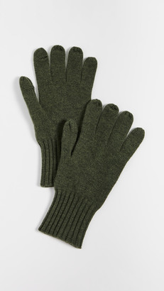 Carolina Amato Cashmere Texting Gloves