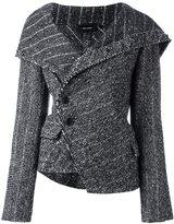 Isabel Marant 'Histor' jacket - women - Cotton/Alpaca - 36
