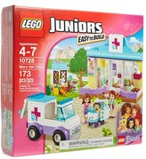 Lego Toddler Juniors Mia's Vet Clinic - 10728