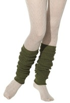 Xhilaration Fashion Juniors' Texture Top Legwarmer - Assorted Colors One Size Fits Most