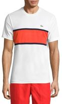 Lacoste Ultradry Colorblock Tee