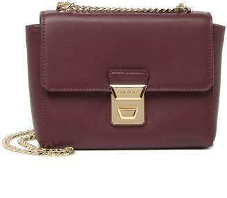 Lancaster Paris Leather Parisinne Gena Crossbody Bag