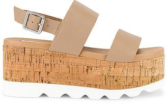 Steve Madden Hazy Flatform Sandal