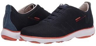 Geox Nebula 67 (Light Grey Mesh) Men's Shoes
