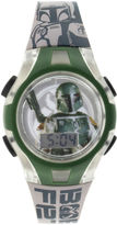 Star Wars Boba Fett Kids Flashing Digital Watch