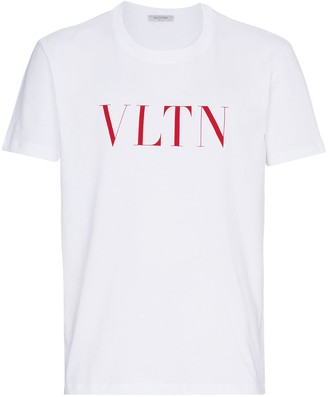 Valentino VLTN print T-shirt