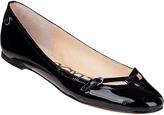 Sam Edelman Leena Ballet Flat Black Patent