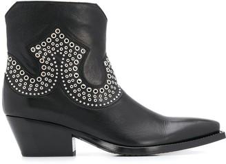Sartore Frida western boots