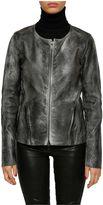 Giorgio Brato Leather Vintage Jacket