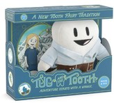Toddler 'Tug And The Tooth' Book & Plush Tooth Toy