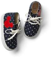 Gap babyGap | Disney Baby Mickey Mouse and dots sneakers