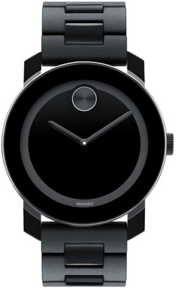 Movado BOLD Stainless Steel Bracelet Watch