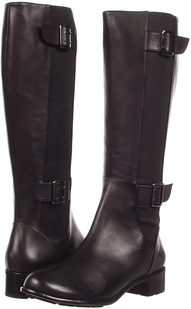 Taryn Rose Tracie (Black) - Footwear