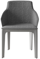 Modloft Oxford High Back Dining Chair
