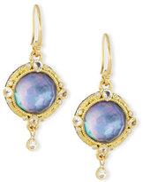 Armenta Old World Triplet Drop Earrings
