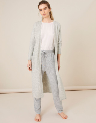 Monsoon Maxi Cardigan Grey