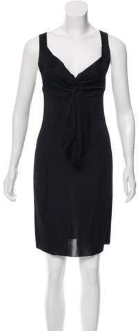 Chanel Sleeveless Mini Dress