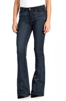 Paige Transcend - Bell Canyon High Rise Flare Jeans (Kenna)