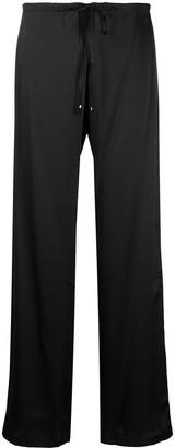 La Perla Straight-Leg Sleeping Trousers