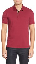 Burberry Men's 'Oxford' Short Sleeve Polo