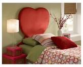 Powell Company Heart Kids Headboard Red (Twin)