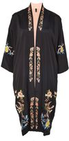 Topshop PETITE Reversible Kimono Jacket
