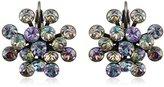 Konplott Magic Fireball 5450543301969 Women's Earrings Brass / Glass Multi-Coloured