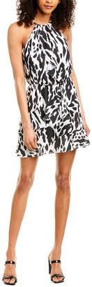 Parker Ruffled Mini Dress