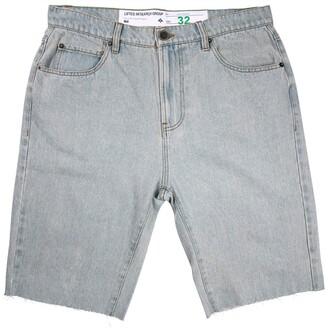 Lrg Young Mens Mk JNS Not War TS DNM Short Shorts