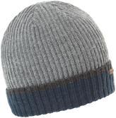 Palma - Contrast Trim Beanie Hat