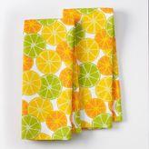 Imusa Citrus Kitchen Towel 2-pk.