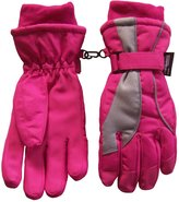 N'Ice Caps TM N'Ice Caps Youth Waterproof Bulky Reflector Snow Skiing Gloves