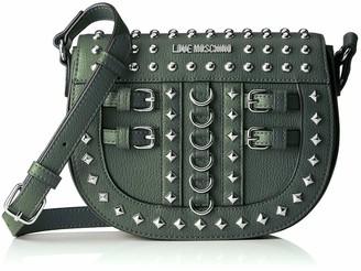 Love Moschino Borsa Pebble Grain Pu Womens Shoulder Bag