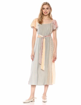 Rachel Pally Women's Ombre Check SIBIL Dress