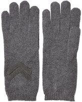 Brunello Cucinelli Cashmere Gloves with Bead Embellishment