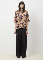 Ports 1961 black wide trouser