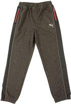 Puma Boys 4-7 Woven Mesh Pants